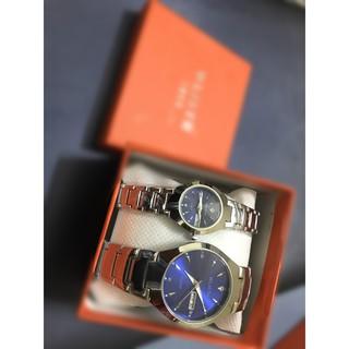Đồng hồ đôi Nam Nữ cao cấp WLISTH A003 chống nước thumbnail