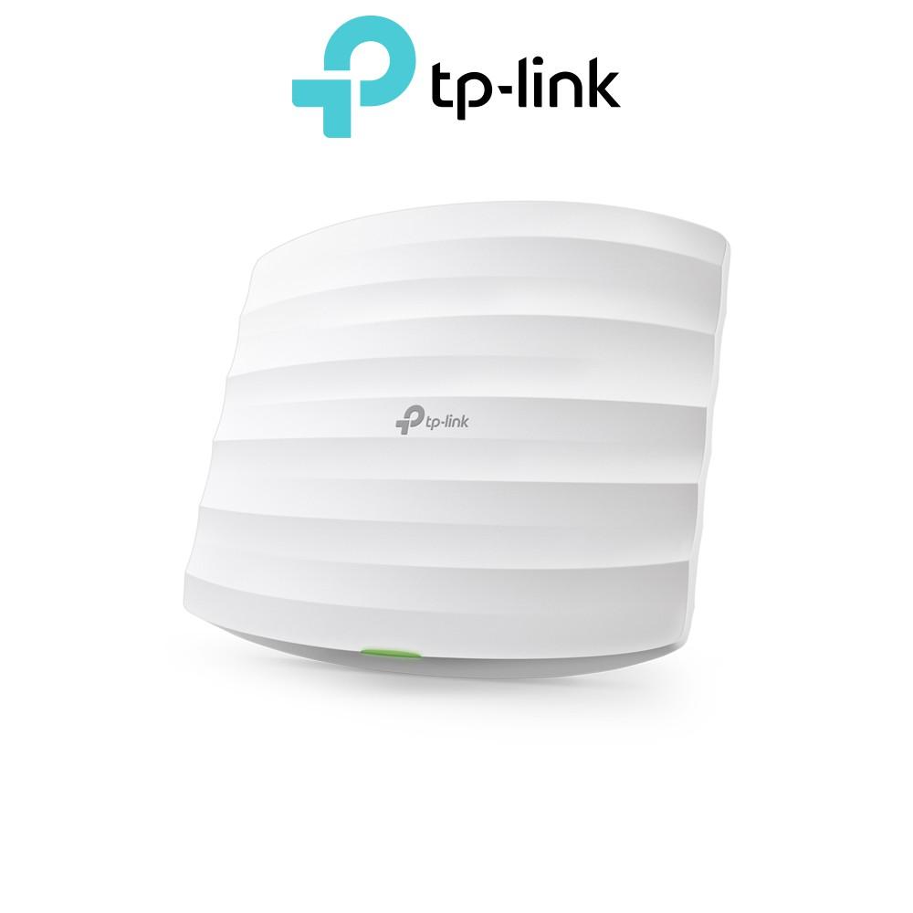 Bộ phát wifi Gắn Trần Gigabit Chuẩn N Không Dây Tốc Độ 300Mbps Tplink EAP110 V4 - Hàng Chính Hãng