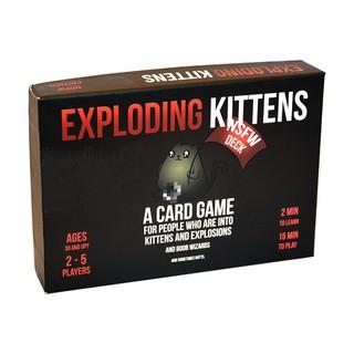 Mèo nổ Exploding Kittens – Phiên bản mèo nổ cảm tử (Mèo nổ đen)