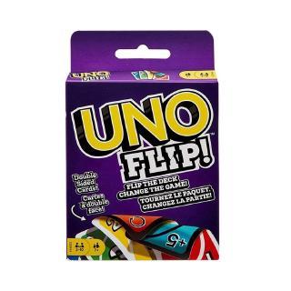 UNO FLIP Card Game Trò chơi UNO playing Cards fun game Bộ bài Uno loại giấy cứng Loại Xịn Playing cards board game