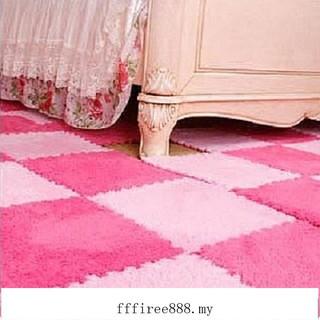 Suede foam floor mat puzzle large household floor tatami thickening children cra