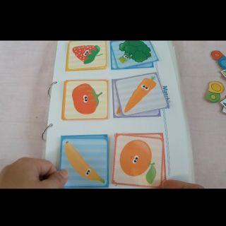 Học liệu tổng hợp 2- 3 tuổi