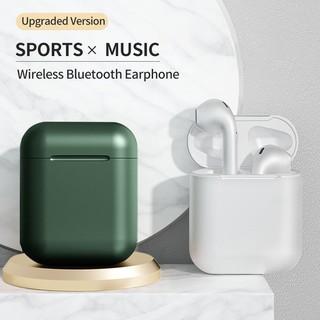 Tai nghe không dây Inpods12 Eleven sơn kim loại Bluetooth 5.0 TWS