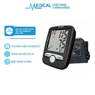 Máy đo huyết áp bắp tay USA HoMedics BPA-0300 công nghệ đo Smart Measure Technology - ME thumbnail
