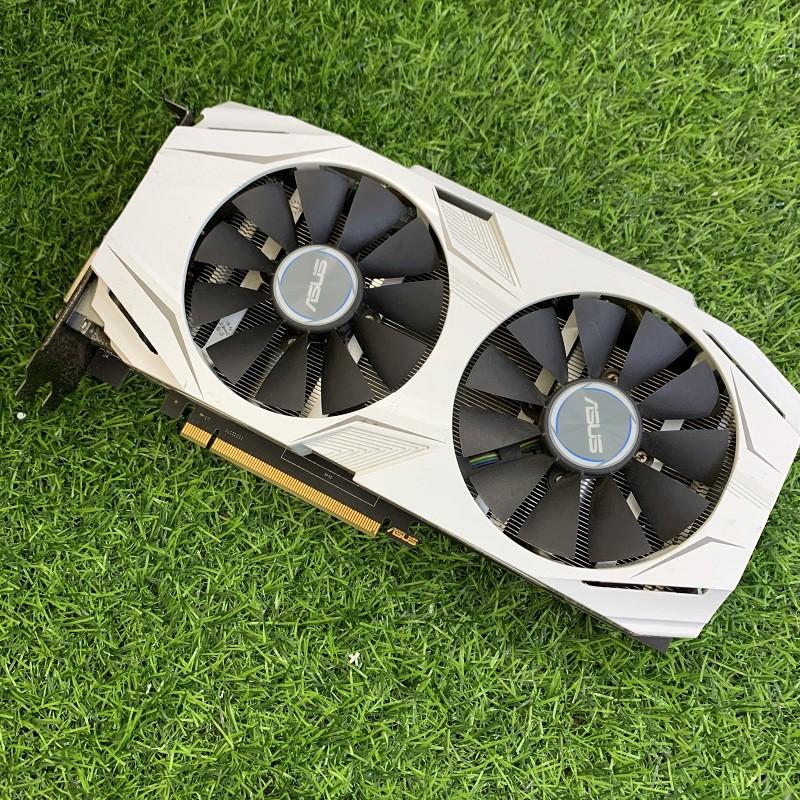 Card màn hình cũ ASUS GeForce GTX 1060 3GB GDDR5 DUAL FAN
