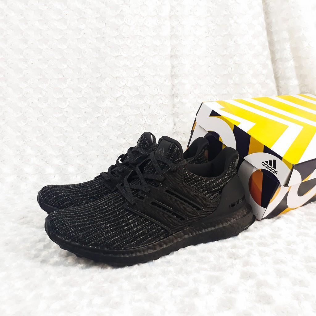 Giày Đôi Nam Nữ Adidas Ultraboost 4.0 Triple Black 1:1 - 14468787 , 1358090672 , 322_1358090672 , 1200000 , Giay-Doi-Nam-Nu-Adidas-Ultraboost-4.0-Triple-Black-11-322_1358090672 , shopee.vn , Giày Đôi Nam Nữ Adidas Ultraboost 4.0 Triple Black 1:1
