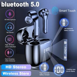 Bộ Tai Nghe Không Dây Bluetooth Cảm Ứng Chống Cháy Nổ 2020 T9