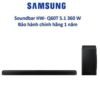 [Hàng chính hãng] Loa thanh Samsung HW-Q60T 5.1 360W thumbnail