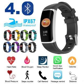 Đồng Hồ Thông Minh Bluetooth Y7S Chống Nước Ip67 Màn Hình 0.96-inch Tft Cho Ios Android