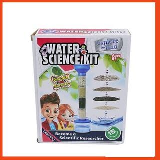 Máy lọc nước – Đồ chơi khoa học
