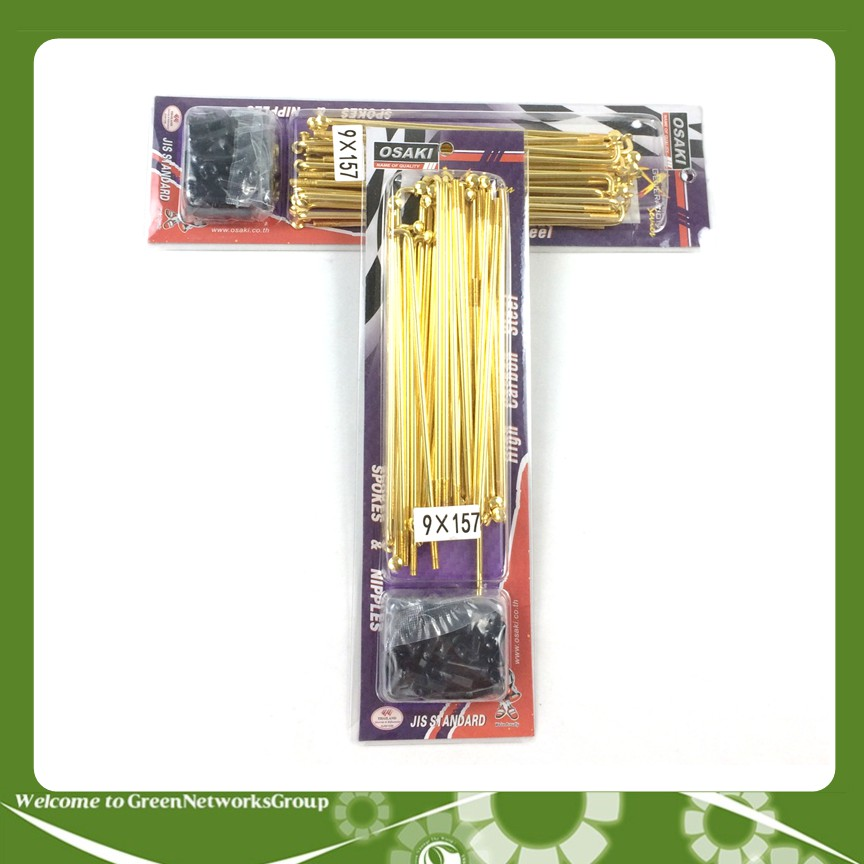 Bộ căm xe máy vàng ánh kim chân đen ( 1 bộ gồm 2 bánh trước sau ) - 2650425 , 1267627325 , 322_1267627325 , 359000 , Bo-cam-xe-may-vang-anh-kim-chan-den-1-bo-gom-2-banh-truoc-sau--322_1267627325 , shopee.vn , Bộ căm xe máy vàng ánh kim chân đen ( 1 bộ gồm 2 bánh trước sau )