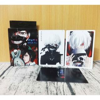 Bộ Bài Tây Tokyo Ghoul 54 lá Tú Lơ Khơ