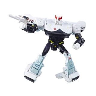 Robot biến hình war for cybertron siege Prowl – Deluxe Wave 2, Xe cứu thương biến hình