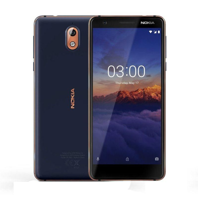 Điện Thoại Smartphone NOKIA 3.1 Ram 2GB/Rom16GB - Hàng chính hãng