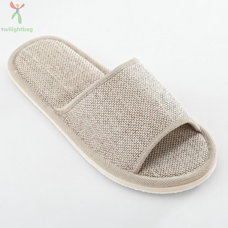 Womens Slipper Indoor Flip Flop 1 Pair Flat Flats Open Toe Low Heel Couples Ladies Sandals Comfort Sandal Slipper