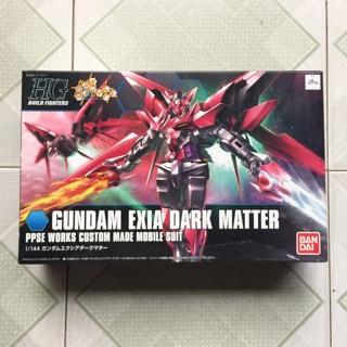 Mô Hình HGBF 013 Gundam Exia Dark Matter