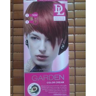 Thuốc nhuộm tóc garden thumbnail