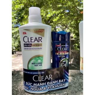 (BUÔN/SỈ) DẦU GỘI ĐẦU CLEAR BẠC HÀ 630ML tặng clear men 3 in 1 – Shop JUKIM