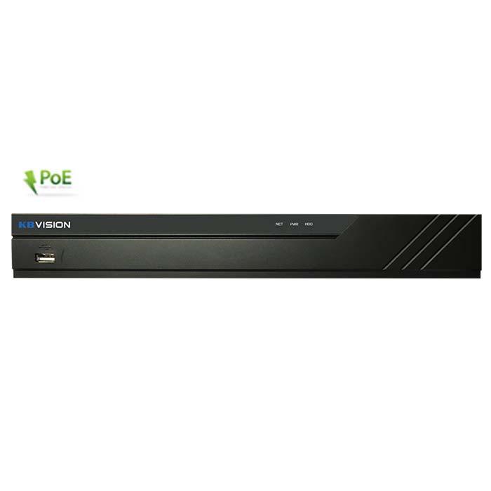 Đầu ghi hình NVR 8 kênh POE,KX-K8108PN2