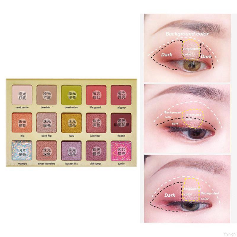 COD ✔ 1 Color Eyeshadow Palette