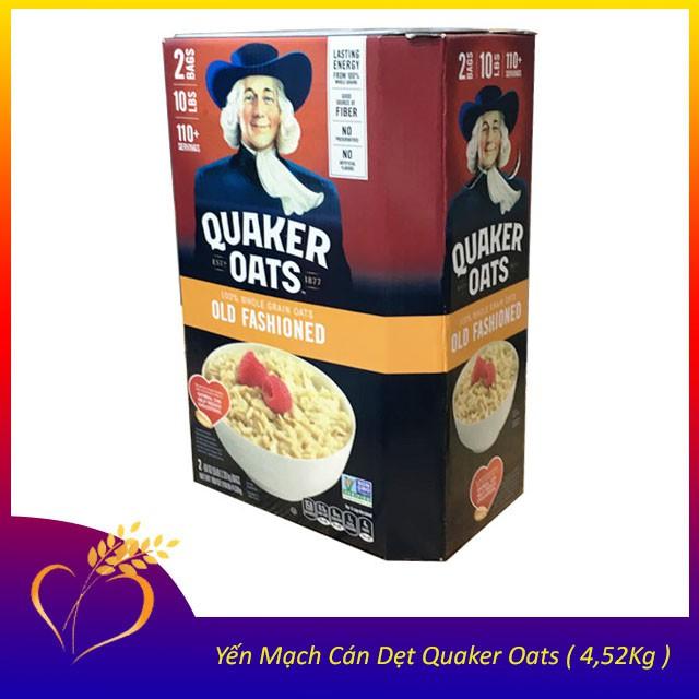 [HÀNG MỚI] Yến mạch cán mỏng Quaker Oats từ Mỹ Date 07/2020 [HÀNG MỚI] Yến mạch cán mỏng Quaker Oats từ Mỹ Date 07/2020
