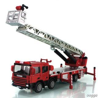 đồ chơi xe cứu hỏa bằng hợp kim