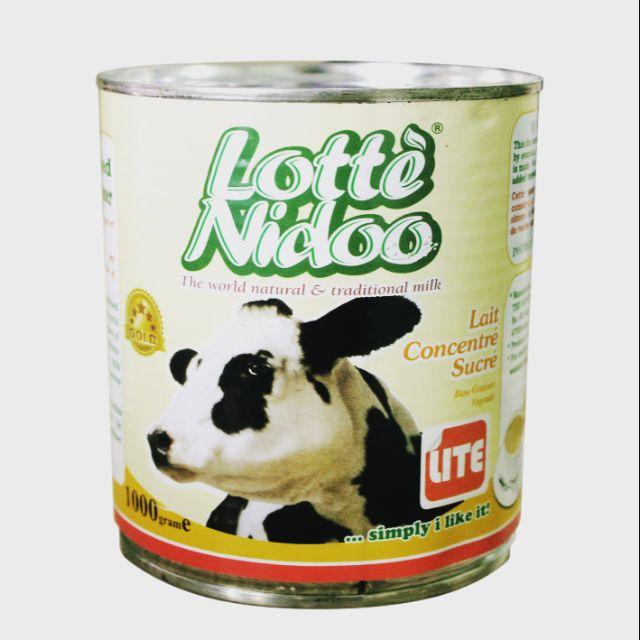 sữa đặc làm bánh lotte nidoo 390gr - 2962960 , 1068817182 , 322_1068817182 , 20000 , sua-dac-lam-banh-lotte-nidoo-390gr-322_1068817182 , shopee.vn , sữa đặc làm bánh lotte nidoo 390gr