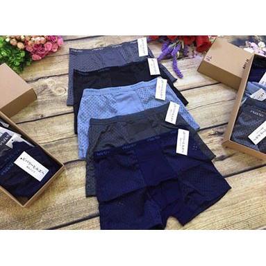 Hộp 5 quần sịp đùi Muji xuất Nhật