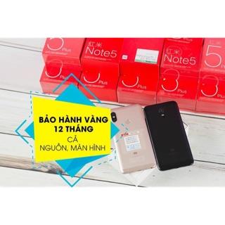 Điện thoại Xiaomi Redmi 5 Plus – Mới Fullbox Nguyên Seal
