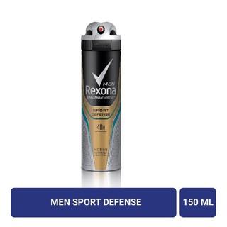 [REXONA] Xịt khử mùi Nam Rexona Men Sport Defense 150ml thumbnail