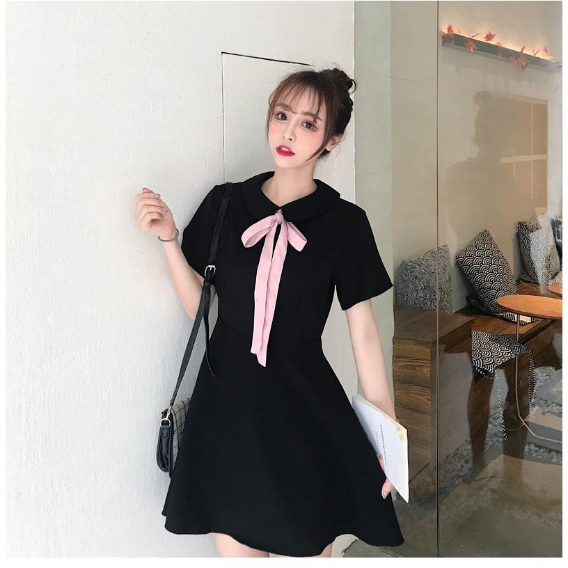Đầm Suông Tay Ngắn Cho Nữ 100kg Có Size Lớn