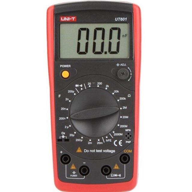 Đồng hồ đo vạn năng điện tử Uni-T UT601