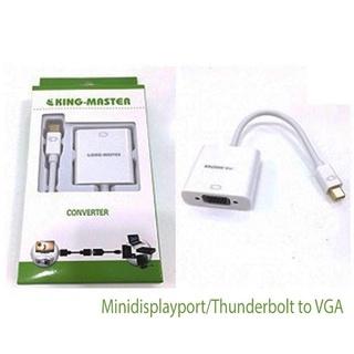 Cáp chuyển đổi MINI DISPLAYPORT sang HDMI KINGMASTER KY-M363W thumbnail