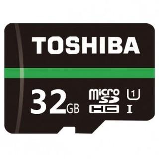Thẻ nhớ Mciro SDHC Toshiba 32Gb class 10 siêu bền cho camera thumbnail