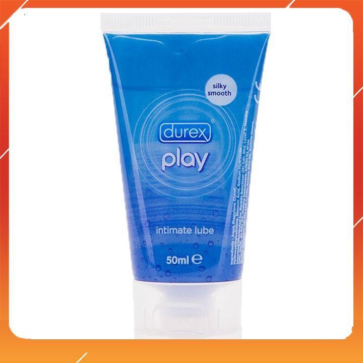 Gel Bôi Trơn Durex Play 50ml Tự Nhiên Không Màu ( che tên sản phẩm khi giao hàng)