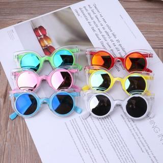 Kính mát mắt mèo chống tia UV400 dành cho các bé