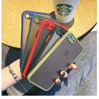 Ốp lưng cư ng cho Apple iPhone SE 2020 iP 6 6S 8Plus 7+ iP 6S Plus 6 7P thumbnail
