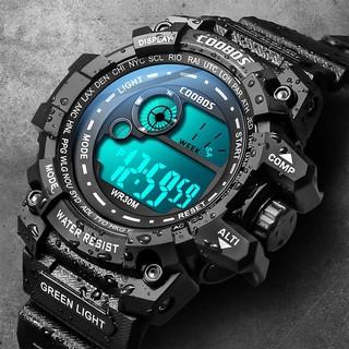 Đồng hồ trẻ em Cooboss LED 1003 ( Phù hợp với trẻ trên 12 tuổi )