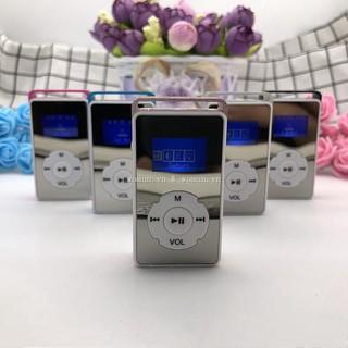 Máy nghe nhạc MP3 mini hỗ trợ thẻ nhớ SD TF màn hình LCD m/108