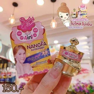 Kem chống nắng nangfa 4in1 Thái Lan
