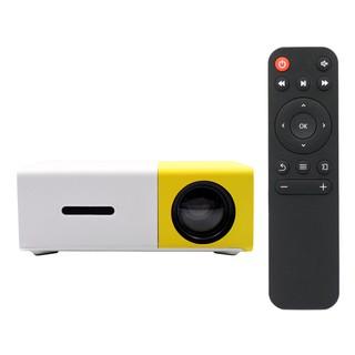 Máy chiếu đa phương tiện di động YG300 HD 1080P