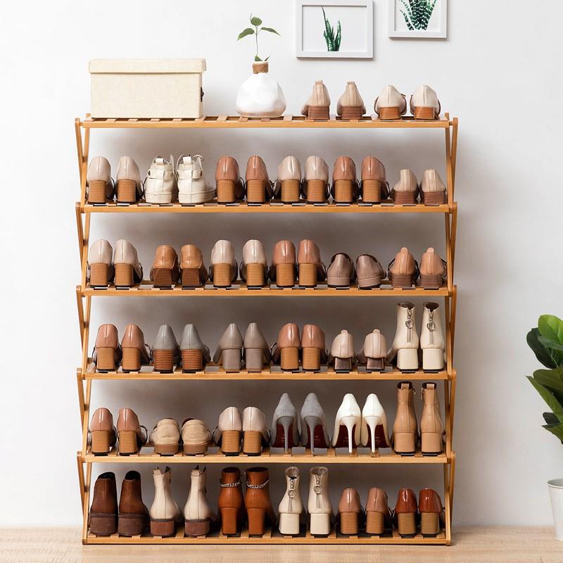 Kệ giày dép nhiều tầng tiện dụng, kệ để đồ đa năng bền chắc