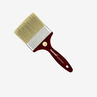 1 lố cọ cán nhựa màu nâu Syn 12 cây kích thước 4 inch – Sản phẩm sử dụng cho mọi loại sơn