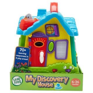 Đồ chơi giáo dục Ngôi nhà kỳ thú LeapFrog My Discovery House
