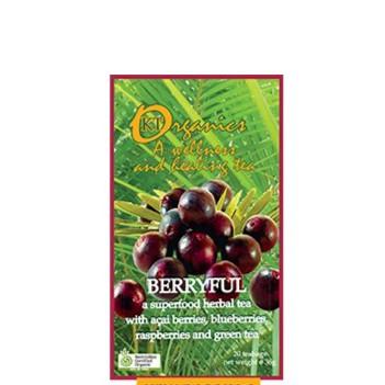 Trà hữu cơ quả mọng KT Organic 36g - 9968058 , 894382654 , 322_894382654 , 132000 , Tra-huu-co-qua-mong-KT-Organic-36g-322_894382654 , shopee.vn , Trà hữu cơ quả mọng KT Organic 36g