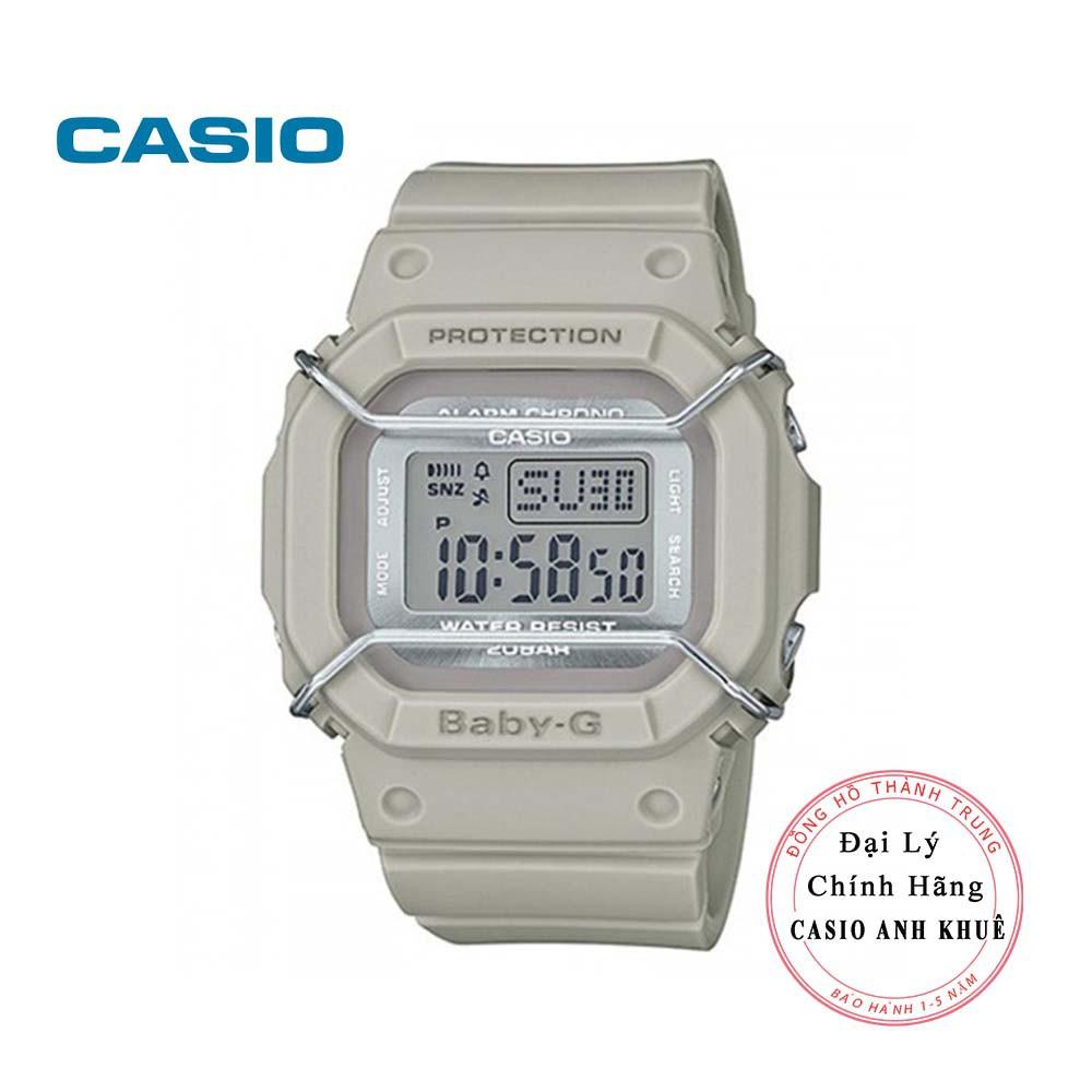 Đồng hồ nữ Casio BabyG BGD-501UM-8DR dây nhựa