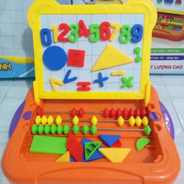 Bảng học thông minh – bé vui học toán cho bé từ 3 tuổi