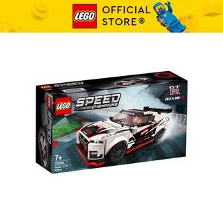 LEGO SPEED CHAMPIONS 76896 Siêu Xe Nissan GT-R Nismo ( 298 Chi tiết)
