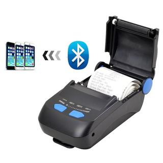 Máy in hóa đơn Bluetooth Xprinter XP P300 di động khổ 58mm, pin tiểu, Windows+ Android+ IOS