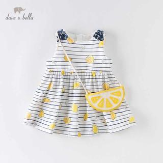 Váy cùng 1 túi nhỏ cho bé gái_Dave&Bella_DBM13818 thumbnail